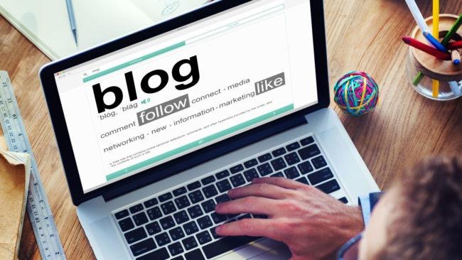 Resultado de imagen para blogs