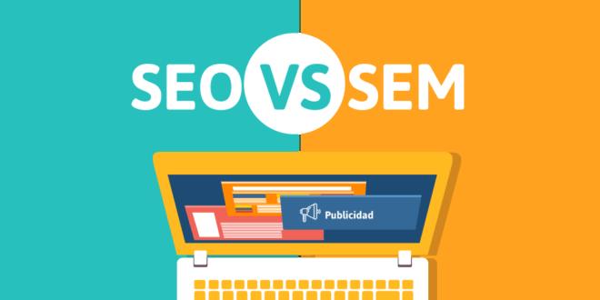 estrategia SEO vs estrategia SEM