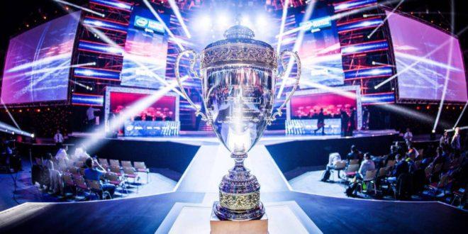 trofeo competencia eSports