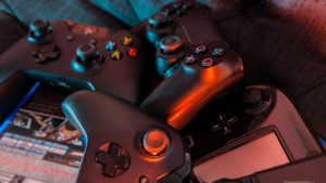 controles consolas videojuegos
