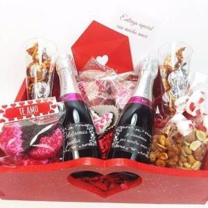 paquete San Valentín