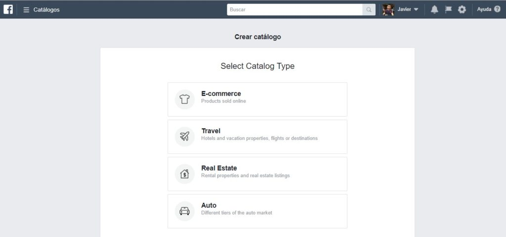 Facebook Catalog Manager