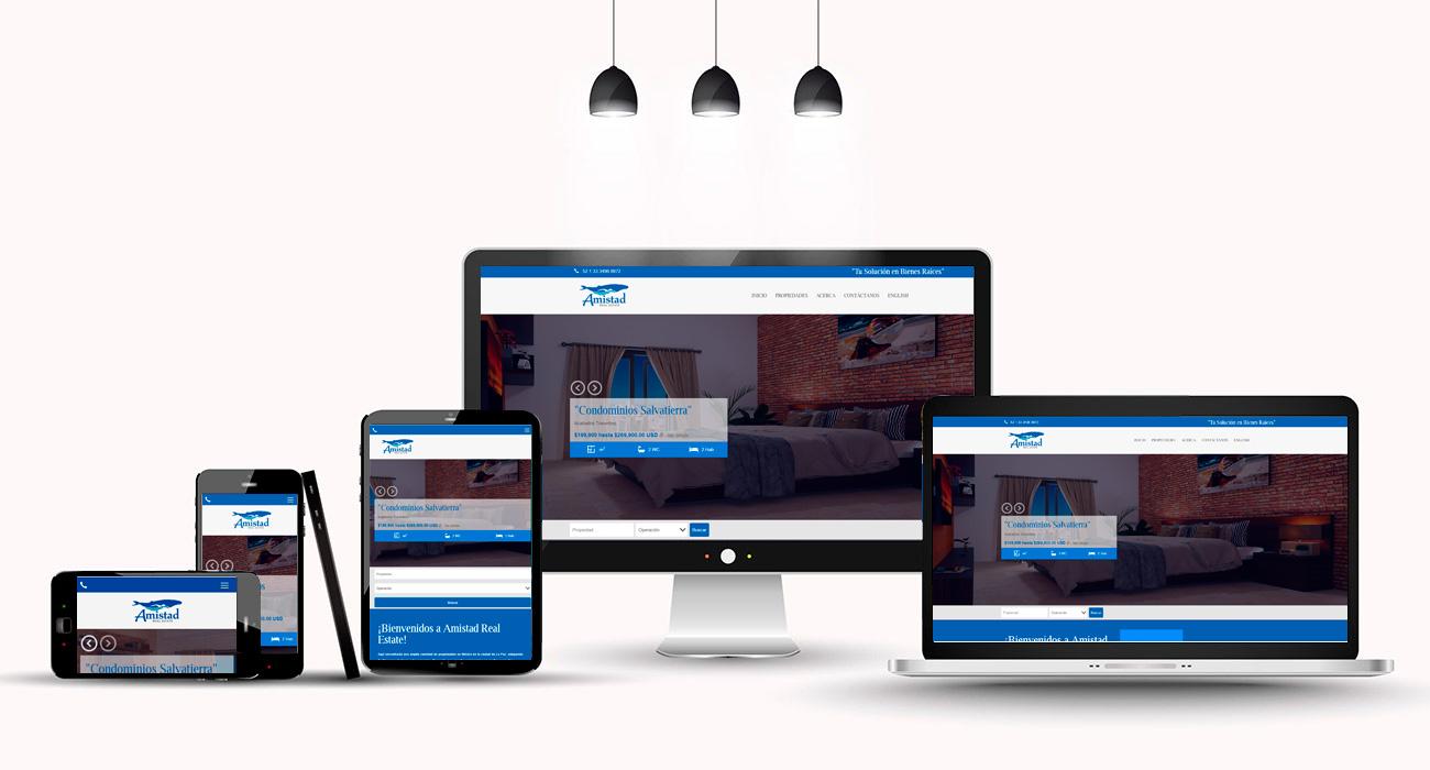 diseño web seo móvil