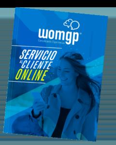 e-book WOM servicio al cliente