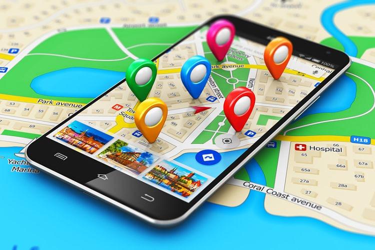 geolocalización diseño web