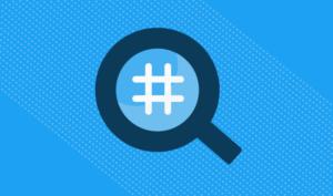 hashtag palabras clave