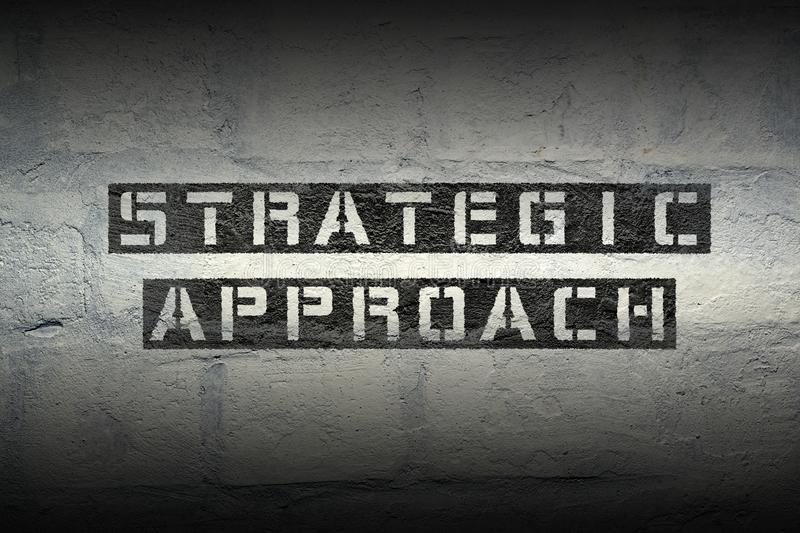 acercamiento estratégico